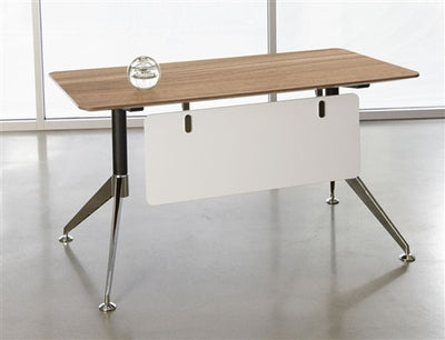 "300Collection 55"" Modern Walnut Office Desk"