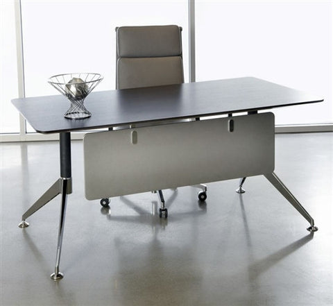"300Collection 63"" Modern Espresso Office Desk"