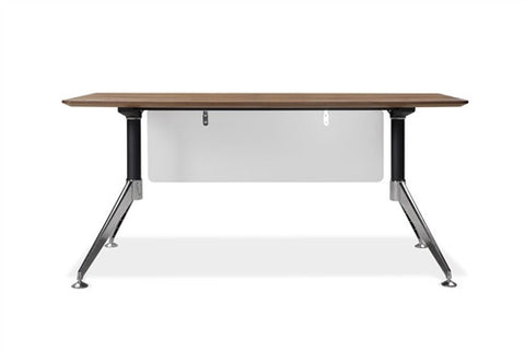 "300Collection 63"" Modern Walnut Office Desk"