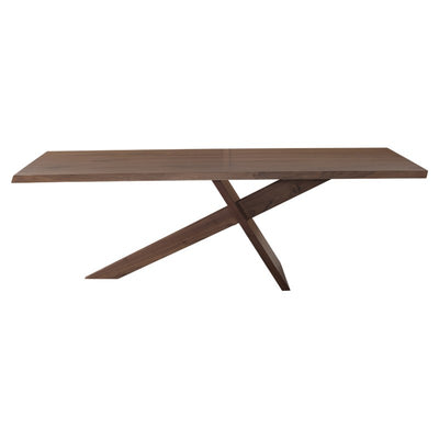 "80"" Artistic Solid Walnut Executive Desk or Meeting Table"