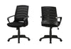 Classic Rolling Black Mesh Office Chair