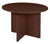 "Premium 42"" Round Meeting Table in Java"