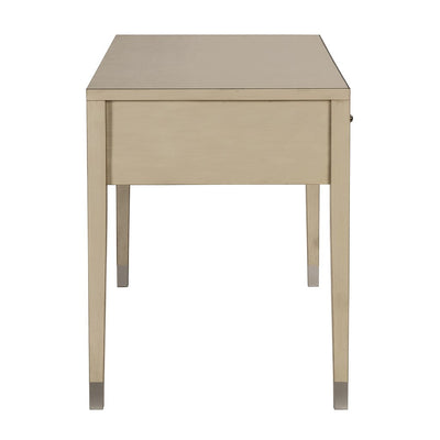 "Modern Cream White 48"" Office Desk"