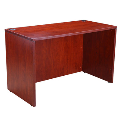 "48"" Sturdy Cherry Office Desk"