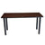 "72"" Mahogany Training Table with Optional Casters"