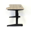 "47"" Gorgeous Driftwood Height Adjustable Office Desk"