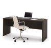 "71"" Premium Narrow Executive Desk in Dark Chocolate"