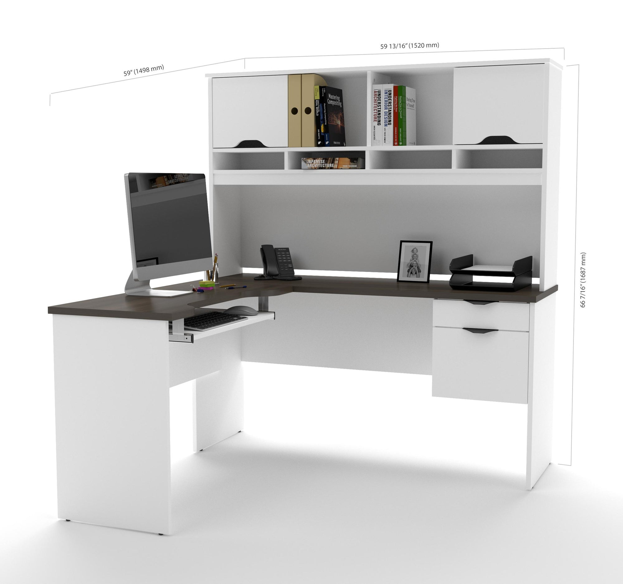 computer luxury of img desk apartment homestar writing modern puter new mahogany white