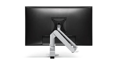 Premium LCD Monitor Arm in Black, Gray, or White