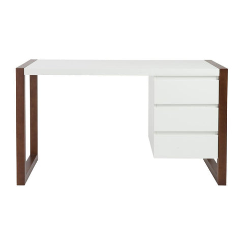 Office Desks White executive office desks online - free shipping – officedesk