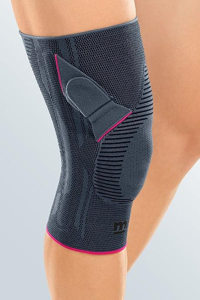 medi Genumedi® PT - Knee support - Silicone ring guides the patella - Patellar lateralisation