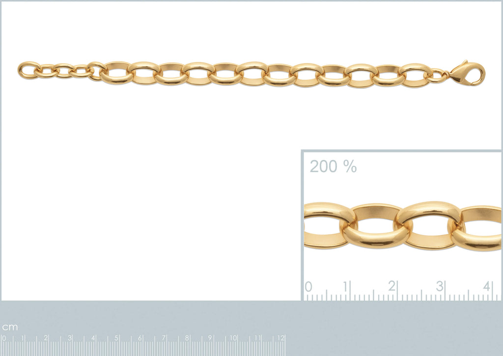 Burren Jewellery 18k gold what she's doing now bracelet measurements