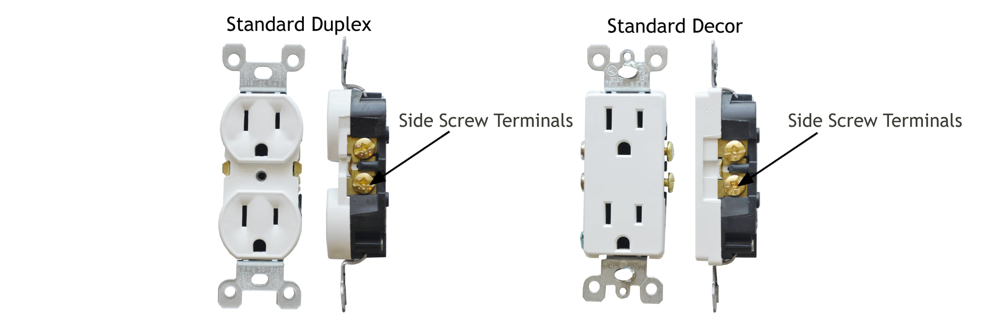 Install And Troubleshooting 2 Snappower How A Circuit Breaker Works The Guidelight Is Equipped With Two Insulated Power Prongs Located On Back Side Both Are Conductive Rivets Designed To