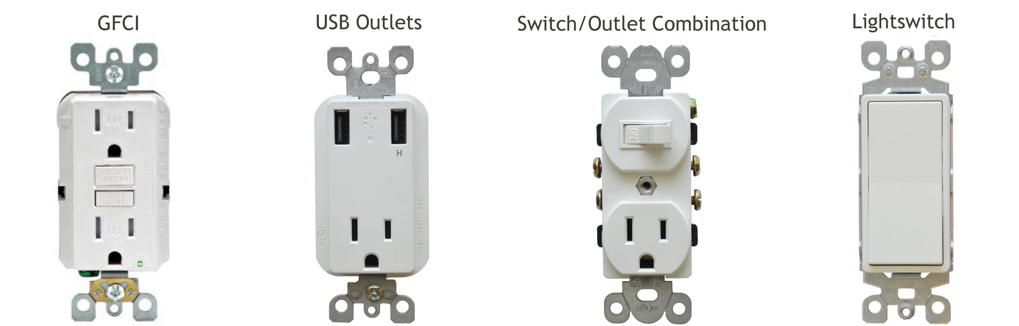 Install And Troubleshooting 1 Snappower Wiring A Light Switch From Receptacle Duplex Outlet With No Screw Terminals