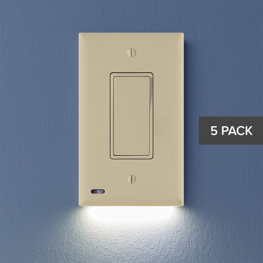 PP SwitchLight for 3-Way Switches (ideal for 3&4 way switches)