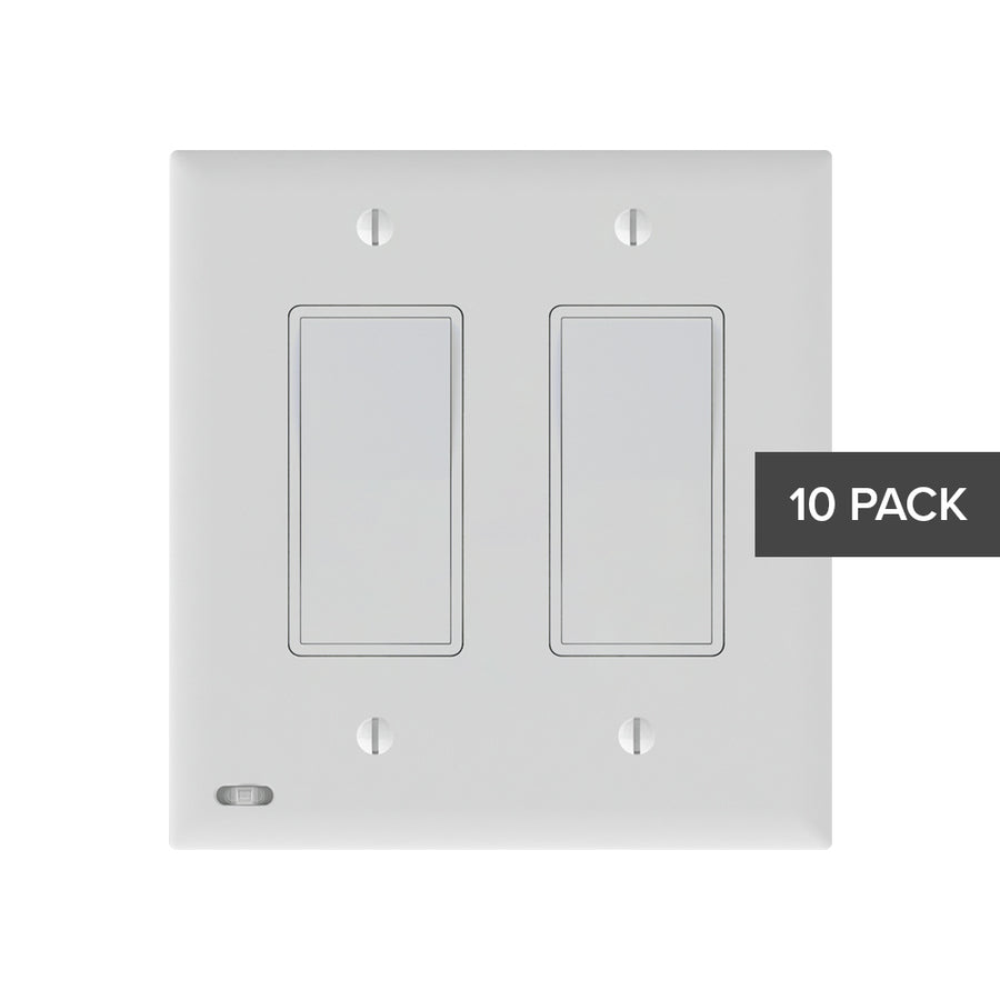 PP SwitchLight for Double Gang Switches