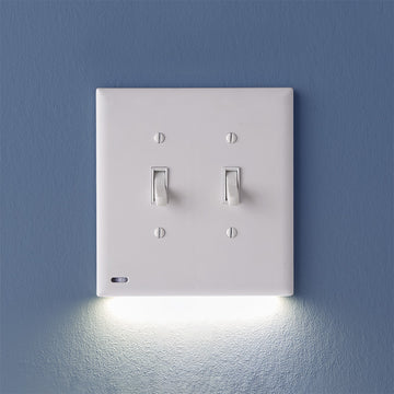 SwitchLight for Double Gang Switches