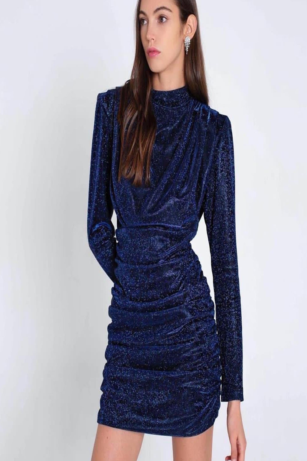 Isabel Lurex Dress