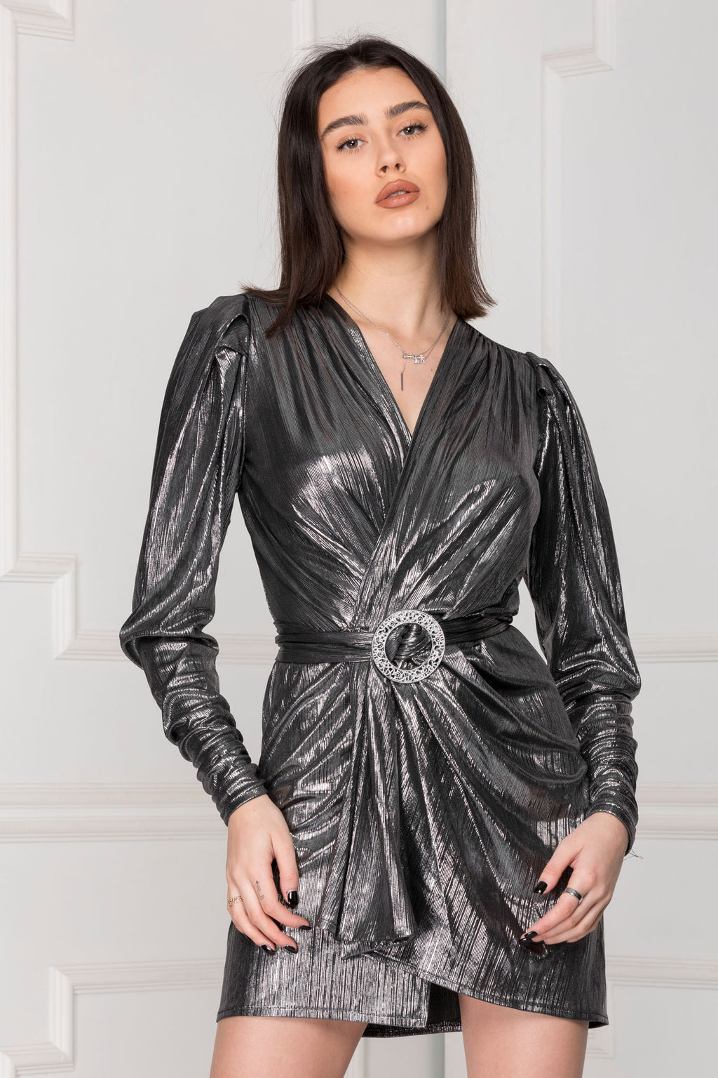 Sia Lurex Party Dress cool for night parties.