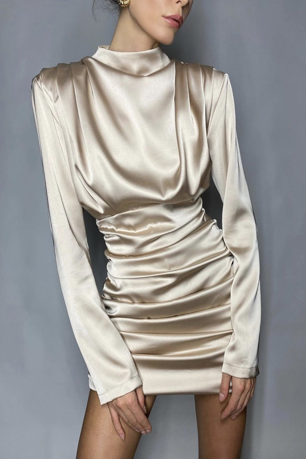 Isabel Ruched Dress