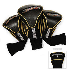 3 Pk Contour Sock Headcovers ANAHEIM DUCKS