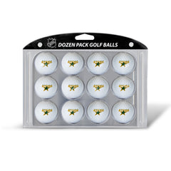 Golf Balls Dozen Pack DALLAS STARS