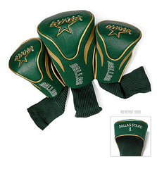 3 Pk Contour Sock Headcovers DALLAS STARS