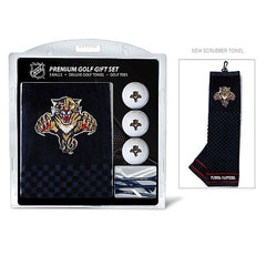Embroidered Towel GIFT SET FLORIDA PANTHERS