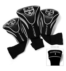 3 Pk Contour Sock Headcovers LOS ANGELES KINGS