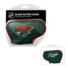 Blade Putter Cover MINNESOTA WILD