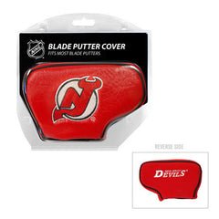 Blade Putter Cover NEW JERSEY DEVILS
