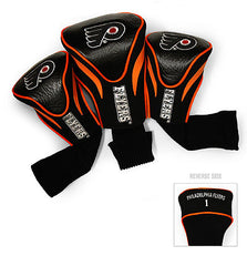 3 Pk Contour Sock Headcovers PHILADELPHIA FLYERS