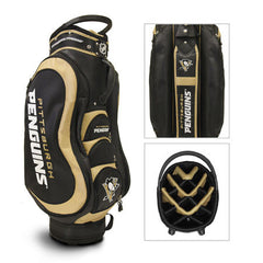 Medalist Cart Bag PITTSBURGH PENGUINS