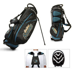 Fairway Stand Bag SAN JOSE SHARKS