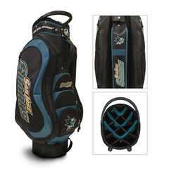 Medalist Cart Bag SAN JOSE SHARKS