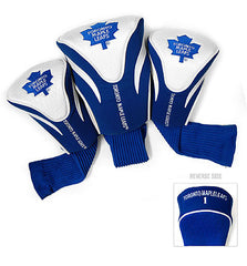 3 Pk Contour Sock Headcovers TORONTO MAPLE LEAFS