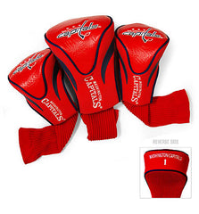 3 Pk Contour Sock Headcovers WASHINGTON CAPITALS