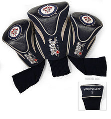 3 Pk Contour Sock Headcovers WINNIPEG JETS