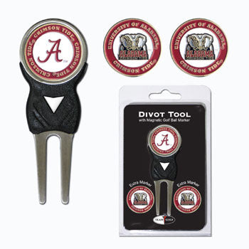 Divot Tool Pack Alabama Crimson Tide