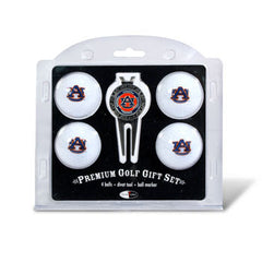 4 Ball Divot Tool Gift Set Auburn Tigers
