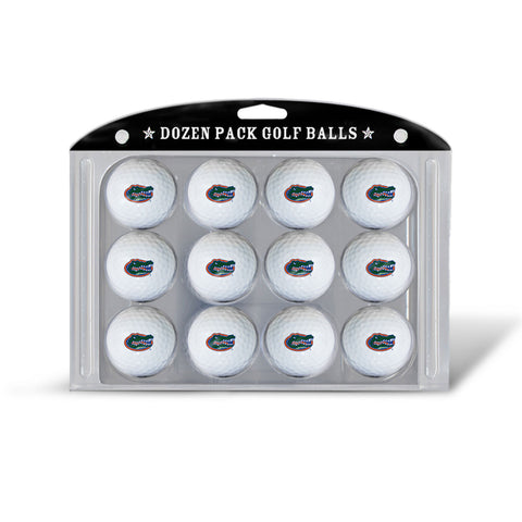 Golf Balls Dozen Pack Florida Gators
