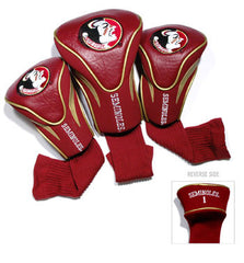 3 Pk Contour Sock Headcovers Florida St. Seminoles