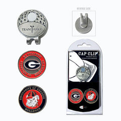 Cap Clip Georgia Bulldogs