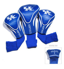 3 Pk Contour Sock Headcovers Kentucky Wildcats