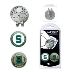 Cap Clip Michigan St. Spartans