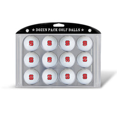 Golf Balls Dozen Pack N. Carolina St. Wolfpack