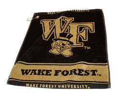 WOVEN TOWEL Wake Forest Demon Deacons