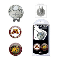 Cap Clip Minnesota Golden Gophers