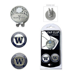 Cap Clip Washington Huskies