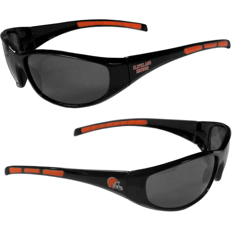 Cleveland Browns Wrap Sunglasses